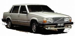 Volvo 740  760 1982