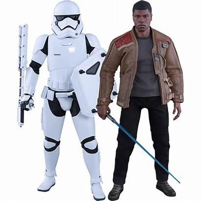 Finn Wars Stormtrooper Star Riot Order Control