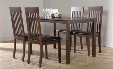 20 Collection Of Dark Solid Wood Dining Tables Wheel Chair Parts Sling Fabric By The Yard Chicco High Attached Table Jack Daniels Whiskey Barrel And Chairs Zero Gravity Costco Cheap Slipper Adirondack Lowes Isokinetic Ball