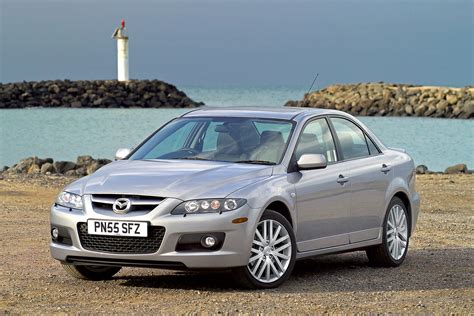 Mazda 6 Mps 2006 2007 Photos Parkers