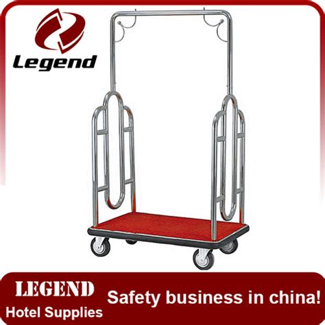 hospitality industry  hotel bellman carts