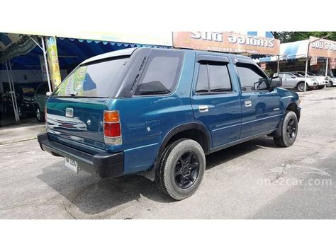 how can i learn about cars 1994 isuzu trooper spare parts catalogs isuzu cameo 1994 2 5 in กร งเทพและปร มณฑล manual wagon ส เข ยว for 139 000 baht 4076797