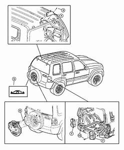 Jeep Cherokee Used For  Socket And Wiring  Side Marker