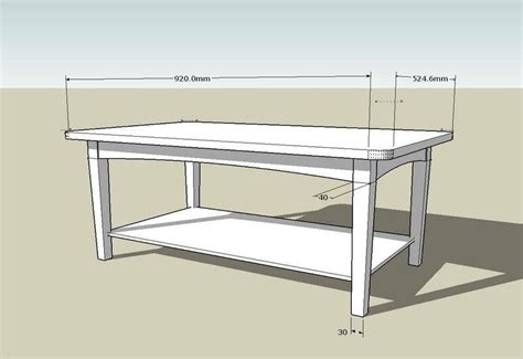 free simple end table plans coffee table plans design images photos pictures