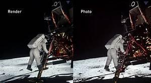 NVIDIA Debunks Moon Landing Conspiracy Theory | The ...