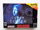 Clock Tower- Super Nintendo SNES English Translation ...