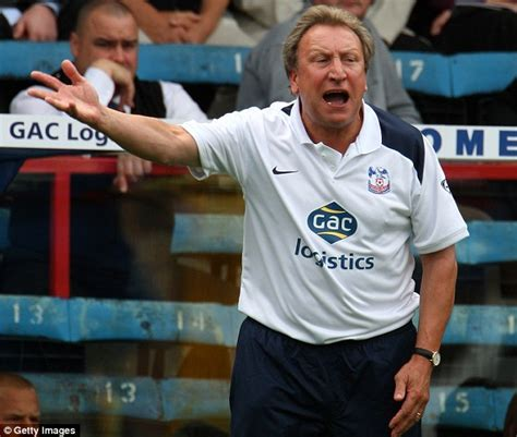 Neil Warnock becomes the new Crystal Palace boss   Daily ...