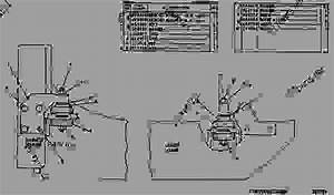 2v4438 Engine Mounting Hardware Group - Track-type Loader Caterpillar 951b