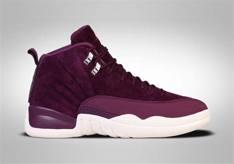 Nike Air Jordan 12 Retro Bordeaux Price €18500