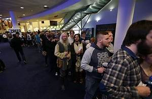 The opening night of the new Star Wars movie at the Odeon ...