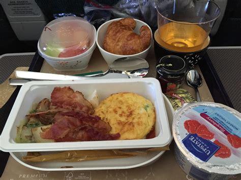 cuisine premium cathay pacific airline of the year 2014 premium economy