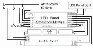 Howell 27w Universal Emergency Module And Led Emergency