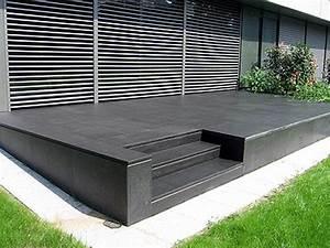 beau dalle en granit pour terrasse 0 dallage With dalle en granit pour terrasse