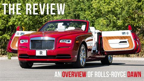 overview    rolls royce dawn  ensign red