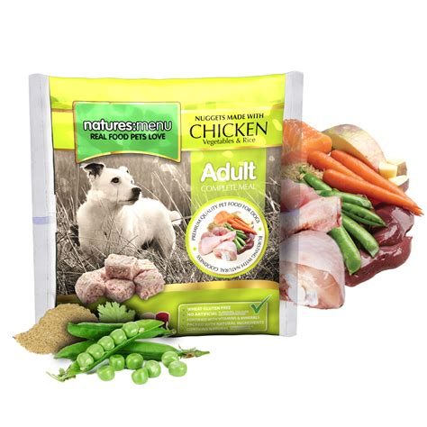 cuisine complet food for dogs buy at natures menu