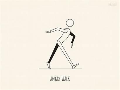 Walk Rig Character Cycles Animation Cycle Walking