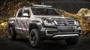 Volkswagen Amarok  As U00ed Es El  U00faltimo Tuning Off Road Para
