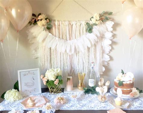 karas party ideas whimsical chic swan themed birthday
