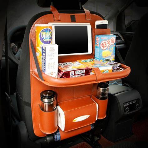 nettoyer si鑒e voiture 17 meilleures idées à propos de organisateur de siège de voiture sur stockage de voiture trucs de voiture et organisation de