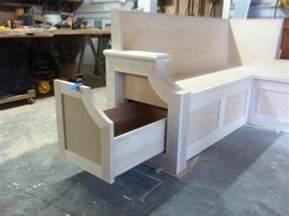 kitchen bench ideas kitchen bench seat finish carpentry contractor talk
