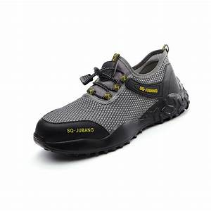 Sq Series 777 Grey Safety Trainer Shoes  U2013 Jubang Safety