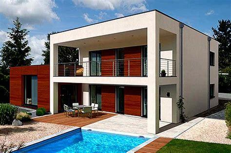 Moderne Zweigeschossige Häuser by Hartl Haus Bauen Mit Dem Qualit 228 Tsf 252 Hrer