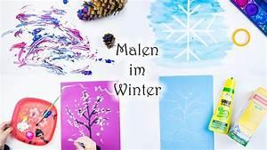 Malen Mit Kleinkindern Ideen : malen mit kindern 6 ideen zum malen im winter ~ Watch28wear.com Haus und Dekorationen