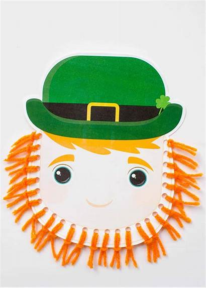 Leprechaun Printable Craft Easy Crafts St Patrick