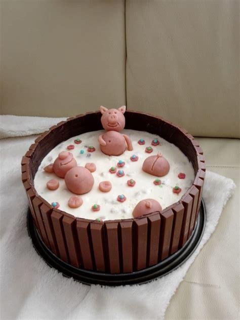 torten für kindergeburtstag zum selbermachen kinder country torte evas backparty chefkoch de