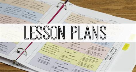 printable lesson plans  preschool pre   kindergarten
