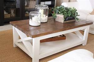 A new rustic coastal coffee table starfish cottage for Rustic coastal coffee table