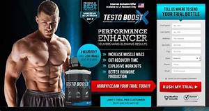 Testo Boost X Advanced Testosterone Booster Review