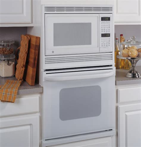 ge  built  microwave double oven jkpwaww ge appliances