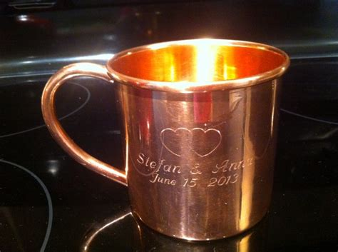 Copper Mugs For Wedding Favors And Ts Copper Mugs For