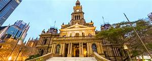 Welcome to Sydney Town Hall - Sydney Town Hall