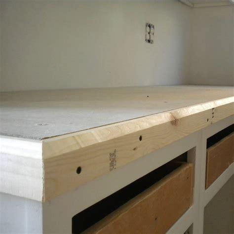 Easy Diy Countertops - hometalk easy diy concrete counters the missing link