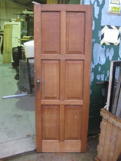 panel oak door oak doors paneling oak