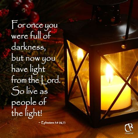 scriptures on light light and darkness bible quotes quotesgram