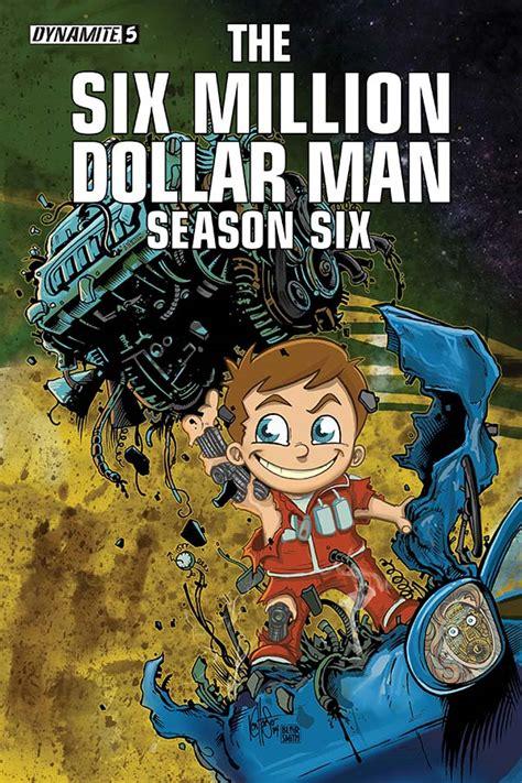 dynamite   million dollar man season