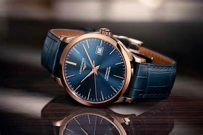 Chronometer Longines Record Automatic Gold Rose Cosc
