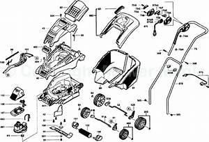 Bosch Rotak 40 3600h81c70 Spares