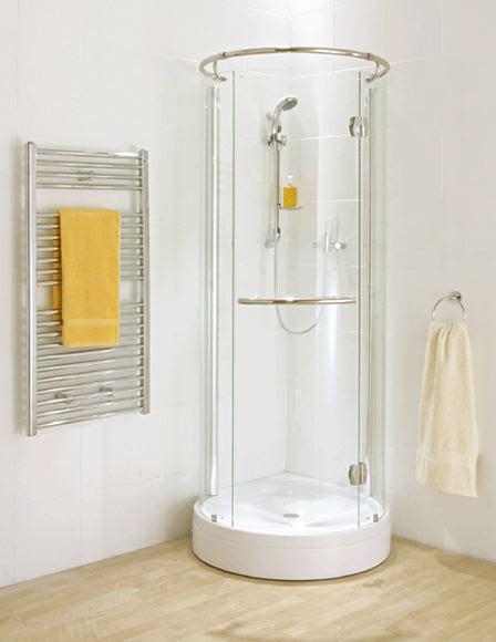 cipini verona circular shower enclosure small