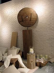 Ziegel Deko Wand : steinwand ziegel von adik wanddesign ~ Sanjose-hotels-ca.com Haus und Dekorationen