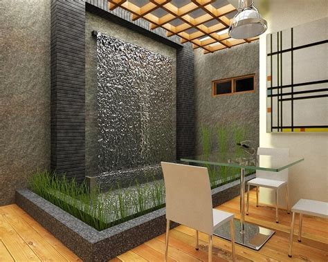 desain air mancur     luar ruangan rumah