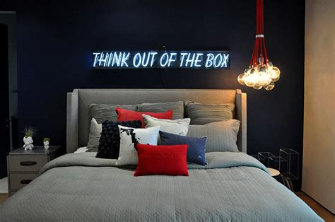 Modern And Mature Boy's Bedroom Design