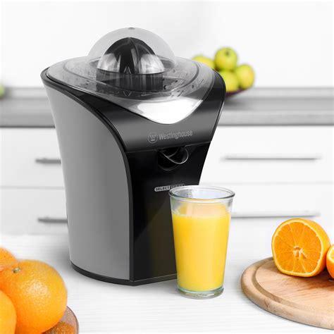 juicer electric citrus fruit lemon juice squeezer orange machine press extractor westinghouse juices amazon select series