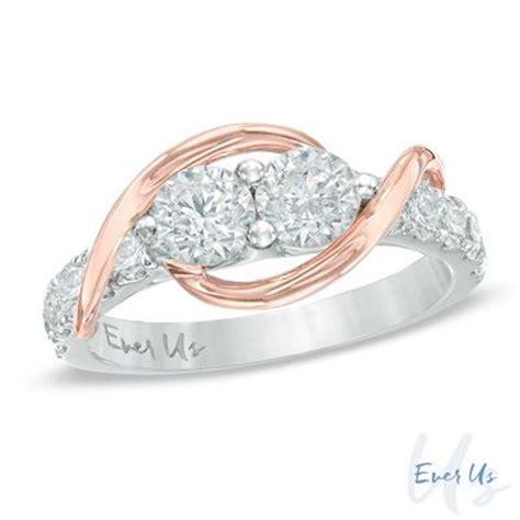 ct tw  stone diamond swirl band