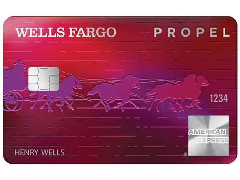 Wells Fargo Launches Revamped Propel Card
