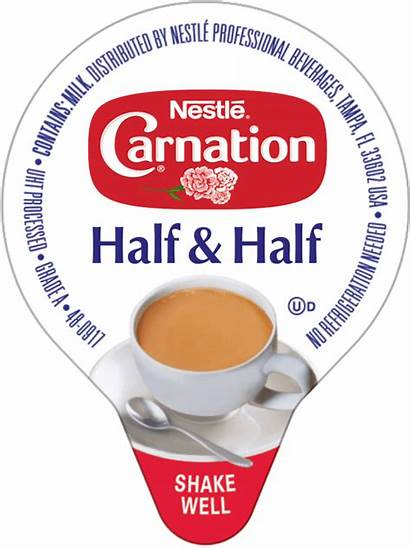 Carnation Half Creamer Singles Coffee Mate Creamers