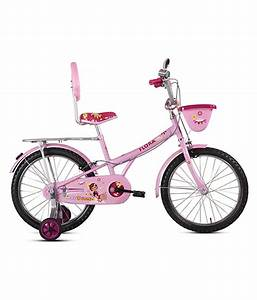 Bsa Champ Flora Cycle 20 Inch Kids Bicycle  Boys Bicycle  Girls Bicycle  Buy Online At Best Price